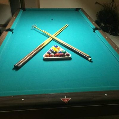Retro AMF Pool Table for Sale