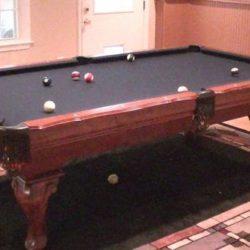 Pool Table Gandy Cassandra