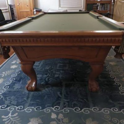 The Dutchess by Fischer Pool Tables