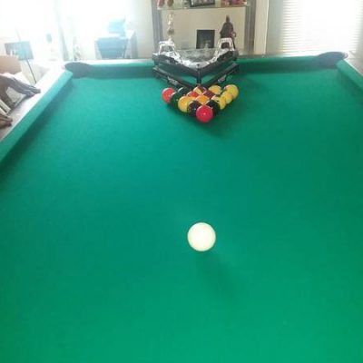 Pool Table for Sale with Accessories