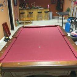 Beringer Billiards Table