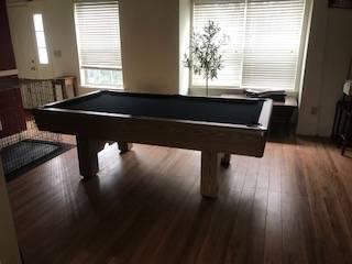 Beautiful American Heritage Billiard Table