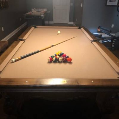 8ft Connelly Pool Table