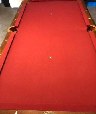 Beautiful Classic Style Pool Table