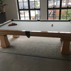 9' Custom Pool Table