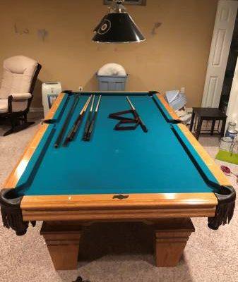 American Heritage Pool Table Sale