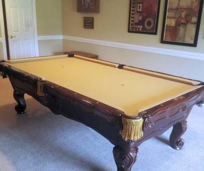 Orleans Pool Table